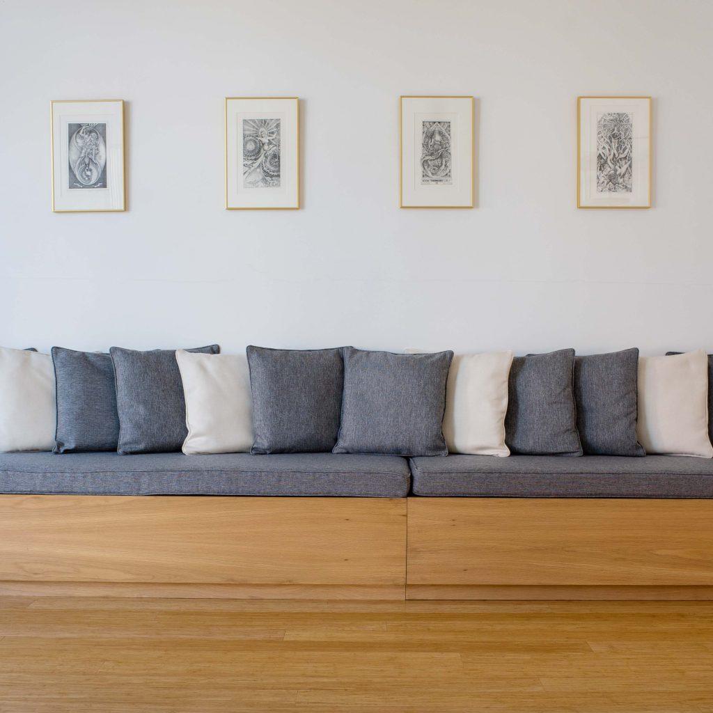 Astro Gong Yoga Art Gallery