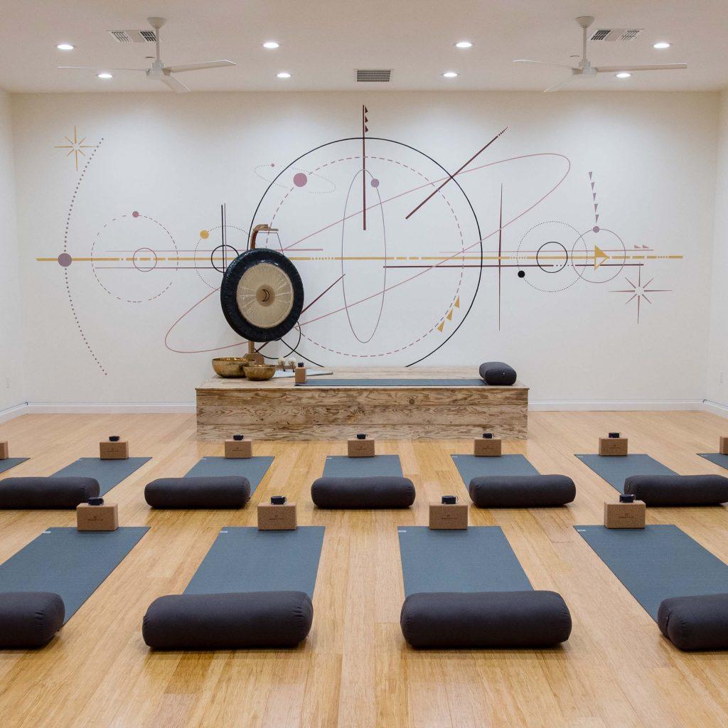 Astro Gong Yoga Studio